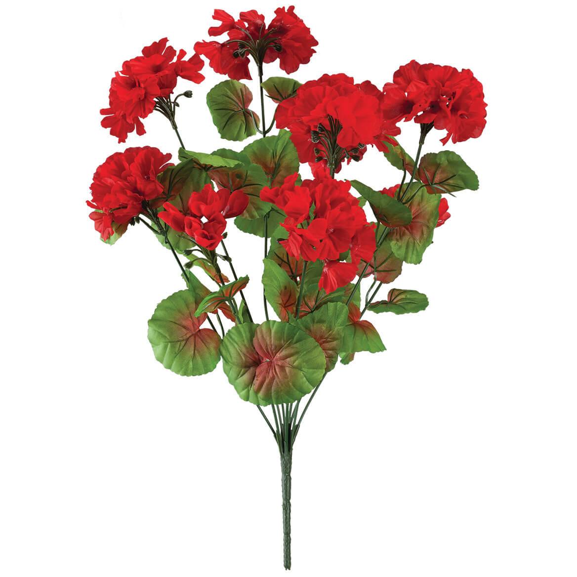 All-Weather Red Geranium Bush by OakRidge™-348129