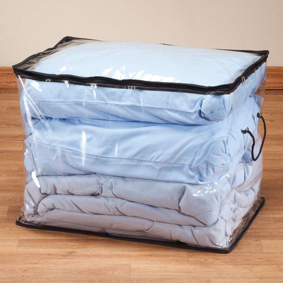 "Zippered Comforter Storage - 24""x16""x18"""