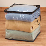"Zippered Storage Cube - 16""x16""x16"""