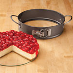 Bakeware & Cookware - Springform Pan with Glass Bottom
