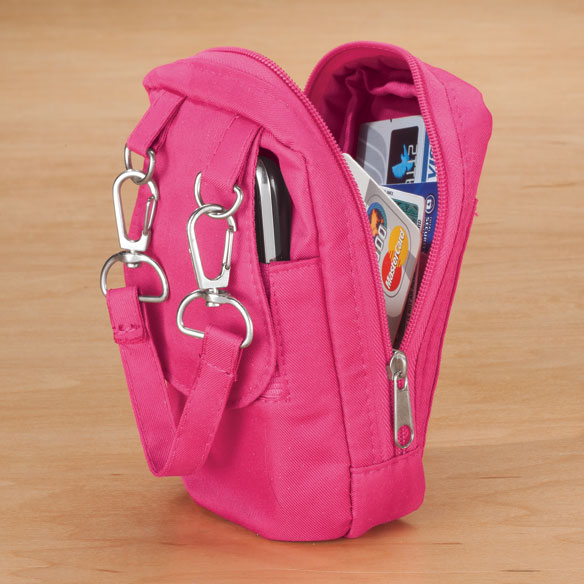 Smartphone Organizer Purse - View 1