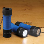 Closeout Deals - Eddie Bauer Rubberized LED Flashlights, Set of 3