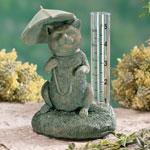 Lawn & Garden - Cat Rain Gauge