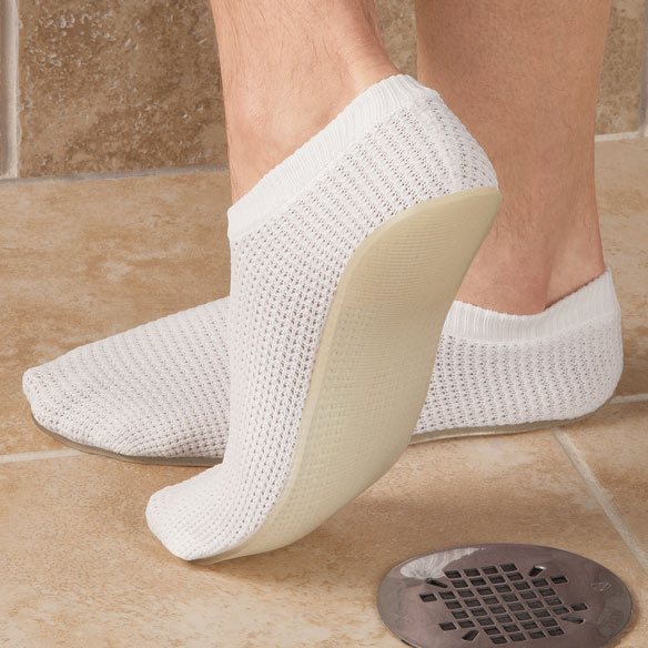 Men S Non Slip Shower Slippers