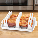Bakeware & Cookware - Microwave Bacon Rack