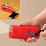 View All Sale - LivingSURE™ Emergency Flashlight Radio
