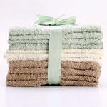 Bath Accessories - Washcloths - Set of 11