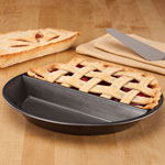 Bakeware & Cookware - 3 Pc. Divided Pie Pan Set
