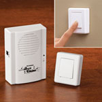 Closeout Deals - Recordable Doorbell Chime