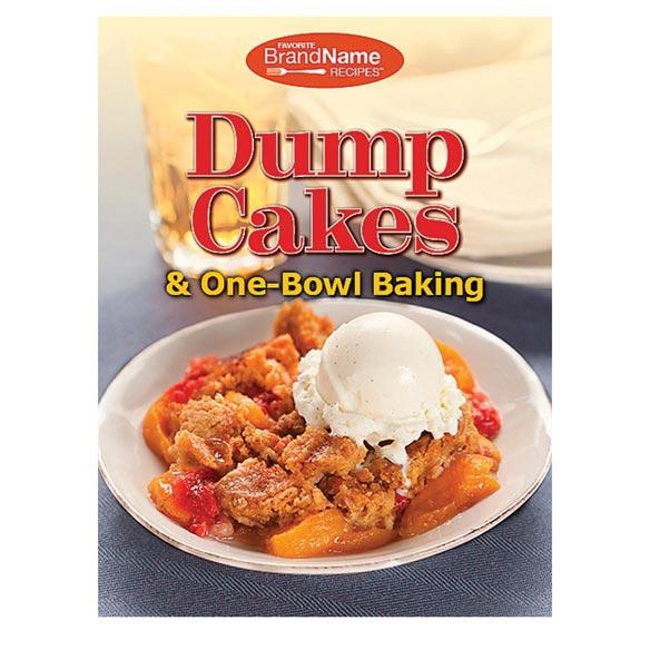 Купить со скидкой Dump Cake Cookbook