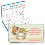 Personalized Gifts - Personalized Friendship Mice Pocket Planner