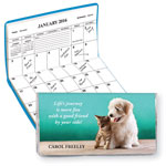Calendars - Personalized Friendship Journey Pocket Planner