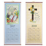 Calendars - Rejoice Scroll Calendar