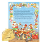 Christmas Cards - Personalized Christmas Letter from Santa 2014
