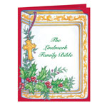 Religious - Your Family Bible Christmas Card Set of 20