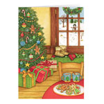 Gift Cards & Letters - Sweet Greetings Christmas Card Set of 20