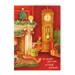 Gift Cards & Letters - Calendar Gift Christmas Card Set of 20
