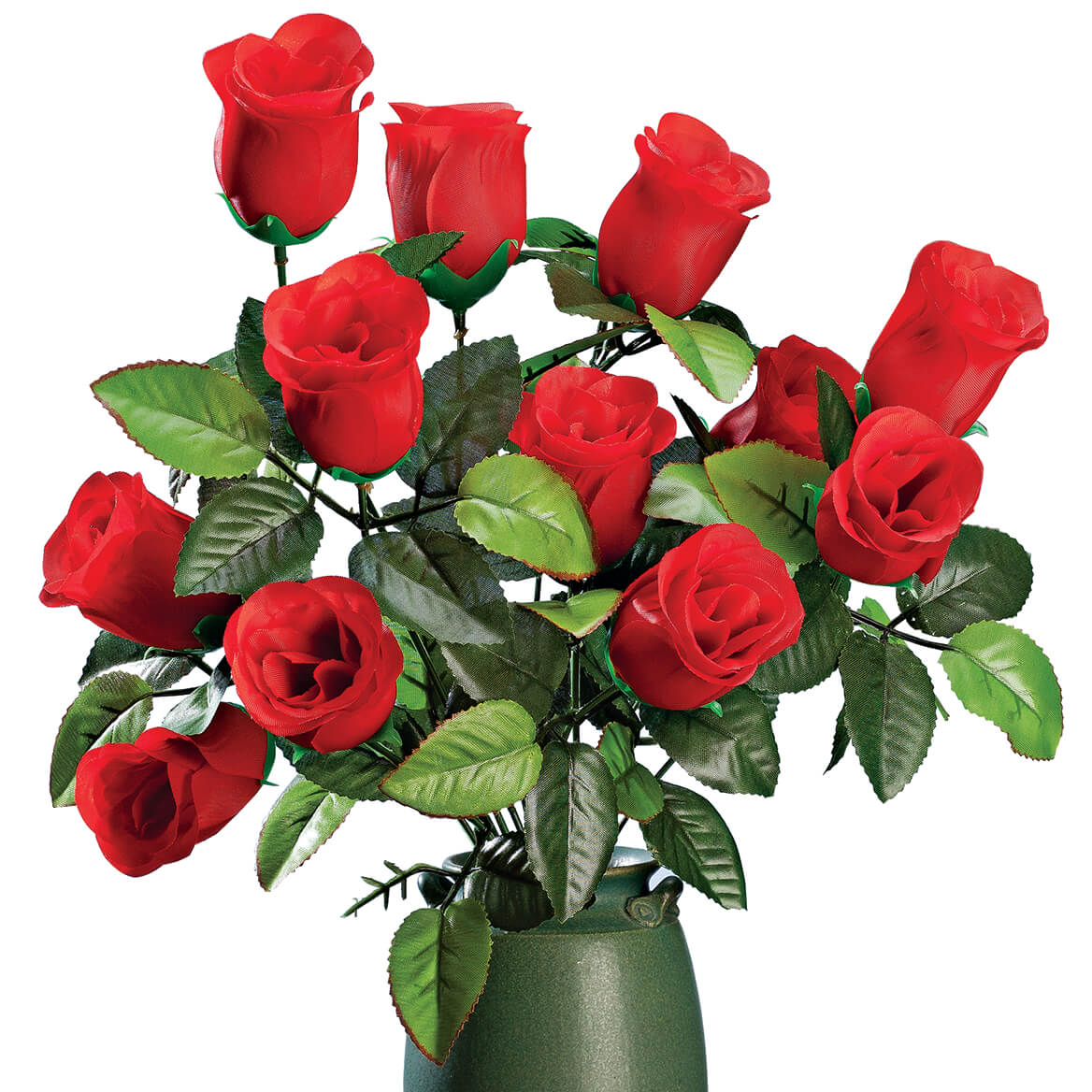 Scented Rose Bouquet Artificial Roses Fake Flowers Walter Drake
