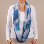 Buyers' Picks - Floral Infinity Scarf
