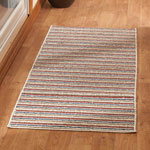 Decorations & Accents - Striped Nonslip Runner
