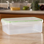 Food Storage - Locking Lid Storage Container, 10 Cup