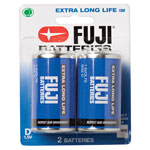 Home Entertainment - Fuji D Batteries - 2-Pack