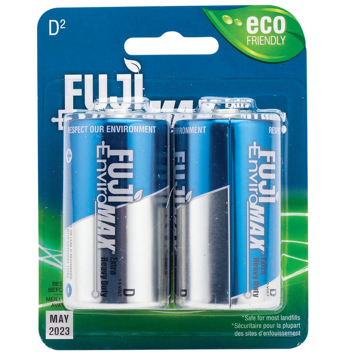 Fuji D Batteries 2-Pack-349207