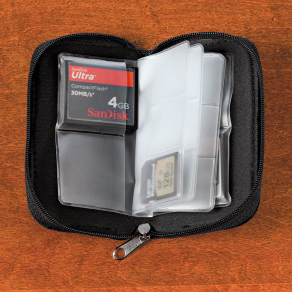 Memory Card Storage Case - View 1