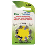 Buyers' Picks - Fuji EnviroMax A10 Hearing Aid Batteries - 8-Pack