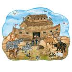 Hobbies - Noah's Ark Puzzle, 743 Pieces