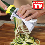 Similar to TV Products - Veggetti™
