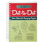 Books & Videos - Brain Games® Dot to Dot Puzzle Book