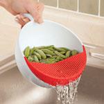 Gadgets & Utensils - Produce Washing Bowl