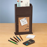 Closeout Deals - Wood Mail Organizer
