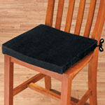 Buy 2 and Save! - Memory Foam Chair Pad With Ties