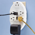 Home Improvement & Cleaning - USB Outlet Multiplier