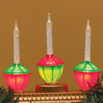 Decorations & Storage - Bubble Light Centerpiece Replacement Bulbs