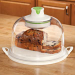 Food Storage - Auto-Vacuum Food Storage Dome