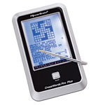 Hobbies - PowerBrain Crosswords Pro Plus Electronic Game System