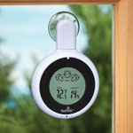 Closeout Deals - 3 In 1 Solar Weather Monitor