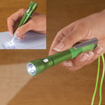 Home Improvement & Cleaning - LED Flashlight Pen with Lanyard