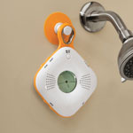 Closeout Deals - Shower Radio and Alarm Clock