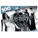 Books & Videos - 100 Greatest Mystery Classics DVD