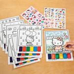 Toys & Games - Hello Kitty Magic Paint Poster Kit