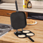 Kitchen - Deluxe Pancake Pan