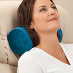 Daily Living Aids & Cushions - Memory Foam Peanut Neck Pillow