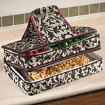 Food Storage - 2-Tier Insulated Food Tote