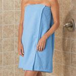 Bath Accessories - Bath Wrap