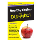 Similar to TV Products - Healthy Eating Refrigerator Magnet Book For Dummies®