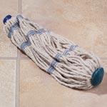 Home Improvement & Cleaning - Telescoping Cotton Twist Mop Refill